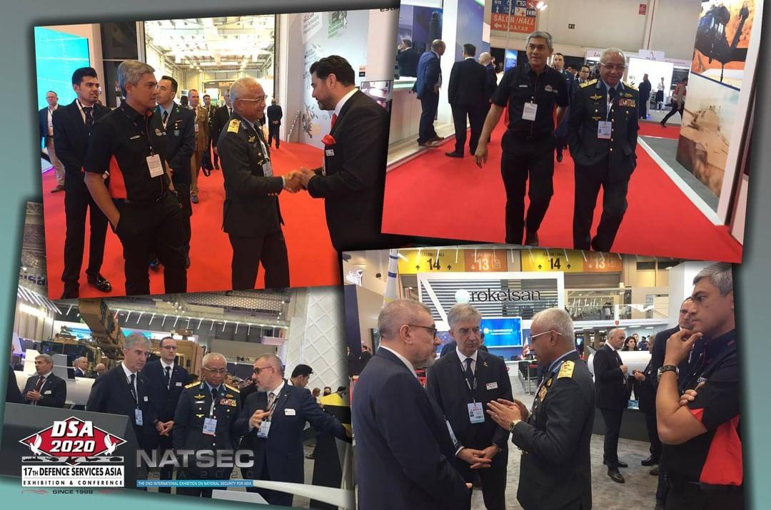 Defense Services Asia Exhibition (20 to 23 Apr 2020),Kuala Lumpur,