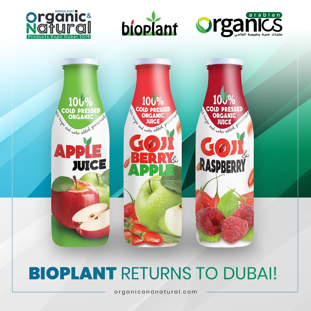 Middle East Natural & Organic Products Expo (03 to 05 Dec