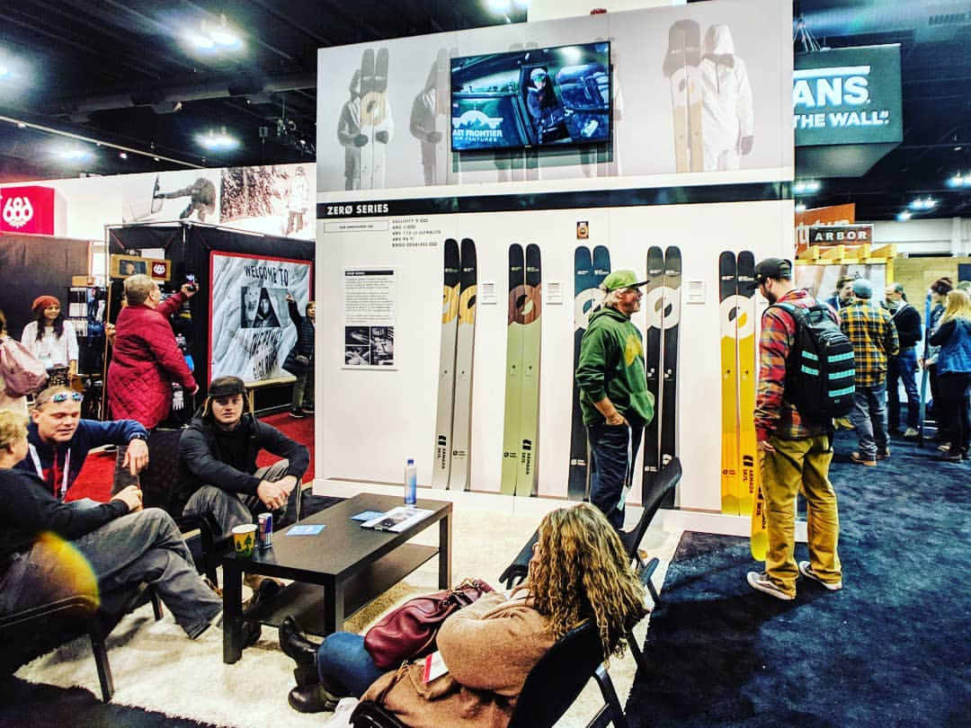 Exhibition Booth Contractor Sia : Sia snow show to jan denver