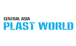 Central Asia Plast World logo ilikevents