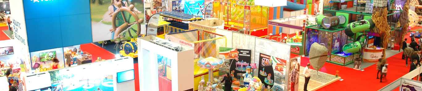 Europe Attractions Show (EAS) banner ilikevents