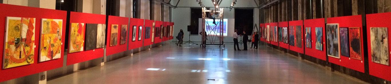 Art Ankara (Contemporary Art Fair) banner ilikevents