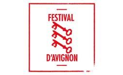 Festival d'Avignon  logo ilikevents