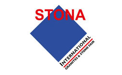 Stona Granite & Stone Fair logo ilikevents