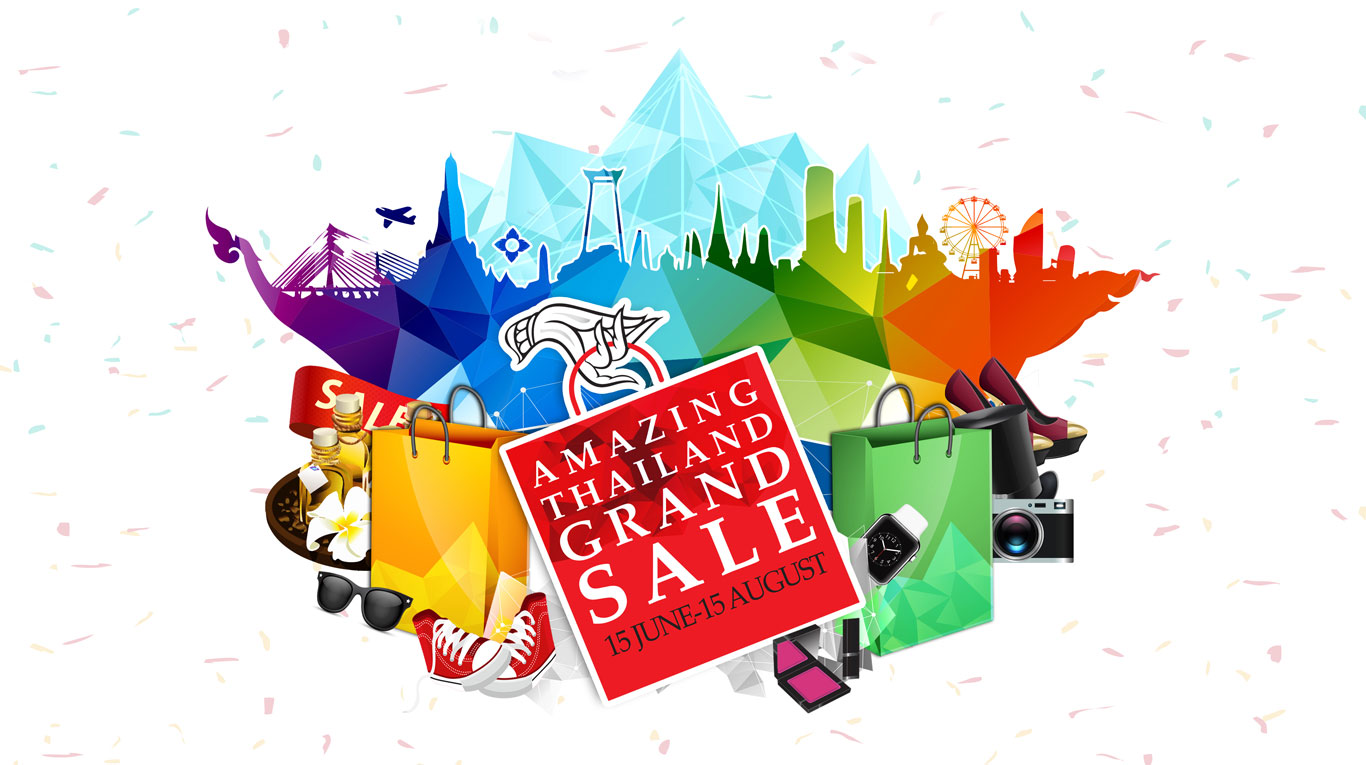 Thailand Grand Sales banner ilikevents