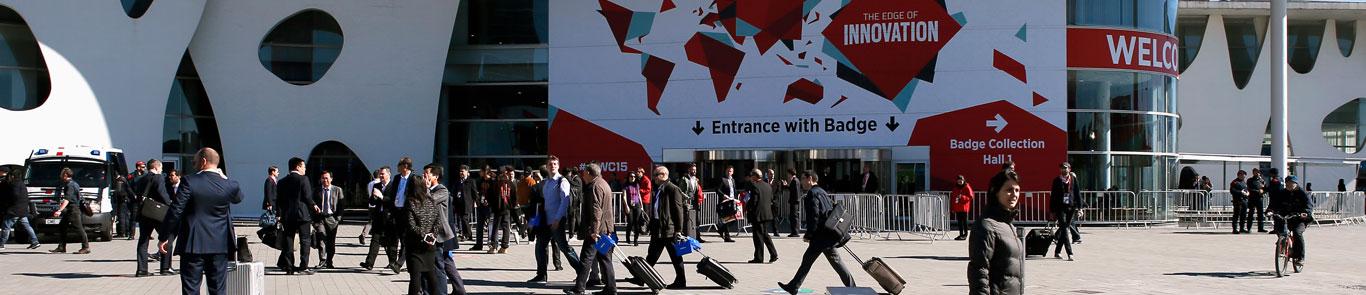 Mobile World Congress  banner ilikevents
