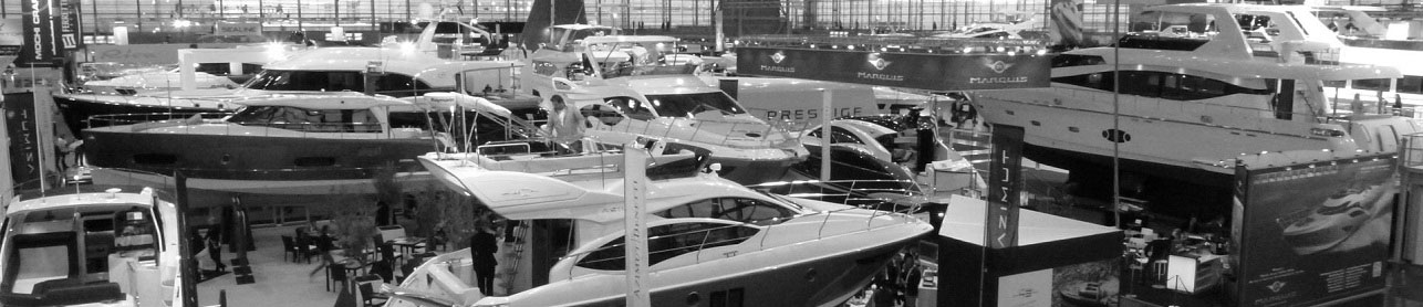 Boat Show (Boot Dusseldorf) banner ilikevents