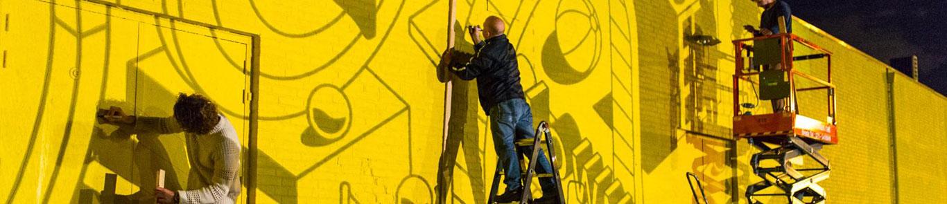 Graphic Design Festival Breda (GDFB) banner ilikevents