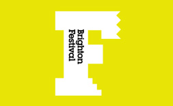 Brighton Festival logo ilikevents