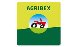 Agribex logo ilikevents
