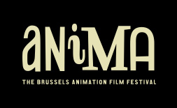 Anima, The Brussels Animation Film Festival logo ilikevents