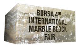 International Block Marble logo ilikevents