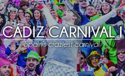 Cadiz carnival logo ilikevents