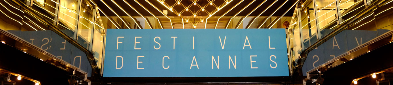 Cannes Film Festival banner ilikevents