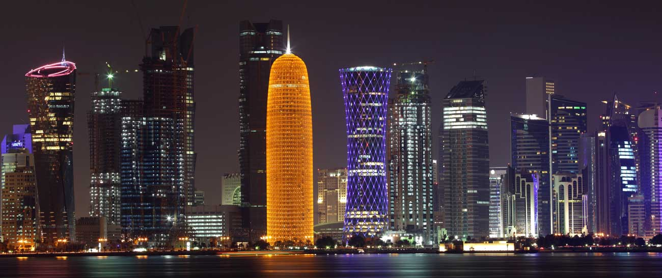 Building Services Qatar banner ilikevents