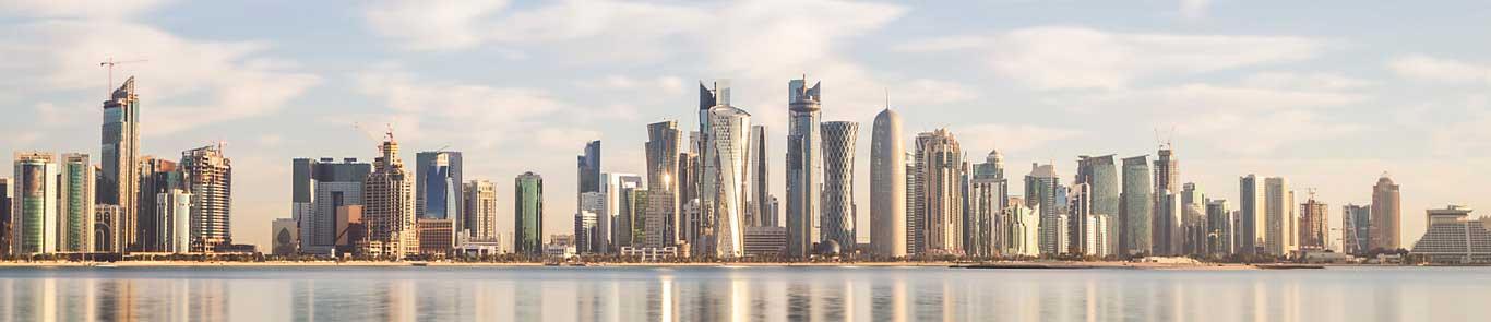 Cityscape Qatar  banner ilikevents