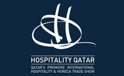 HOSPITALITY QATAR logo ilikevents