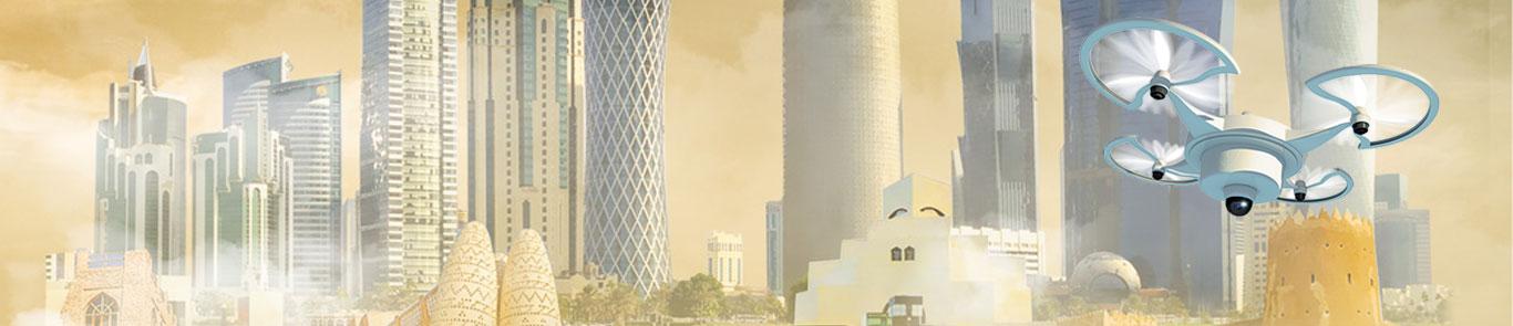Milipol Qatar banner ilikevents