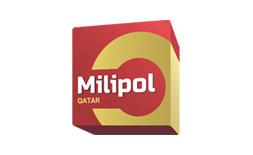 Milipol Qatar logo ilikevents
