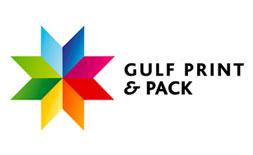 Gulf Print & Pack logo ilikevents