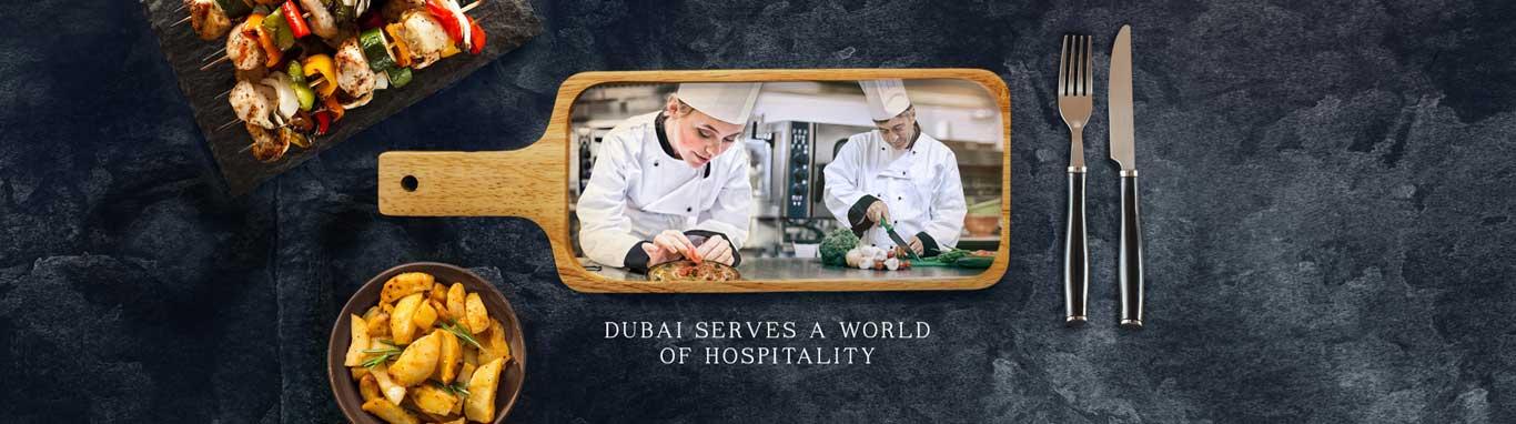 Dubai Hospitality Week banner ilikevents
