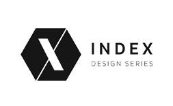 INDEX Design Exhibition logo ilikevents