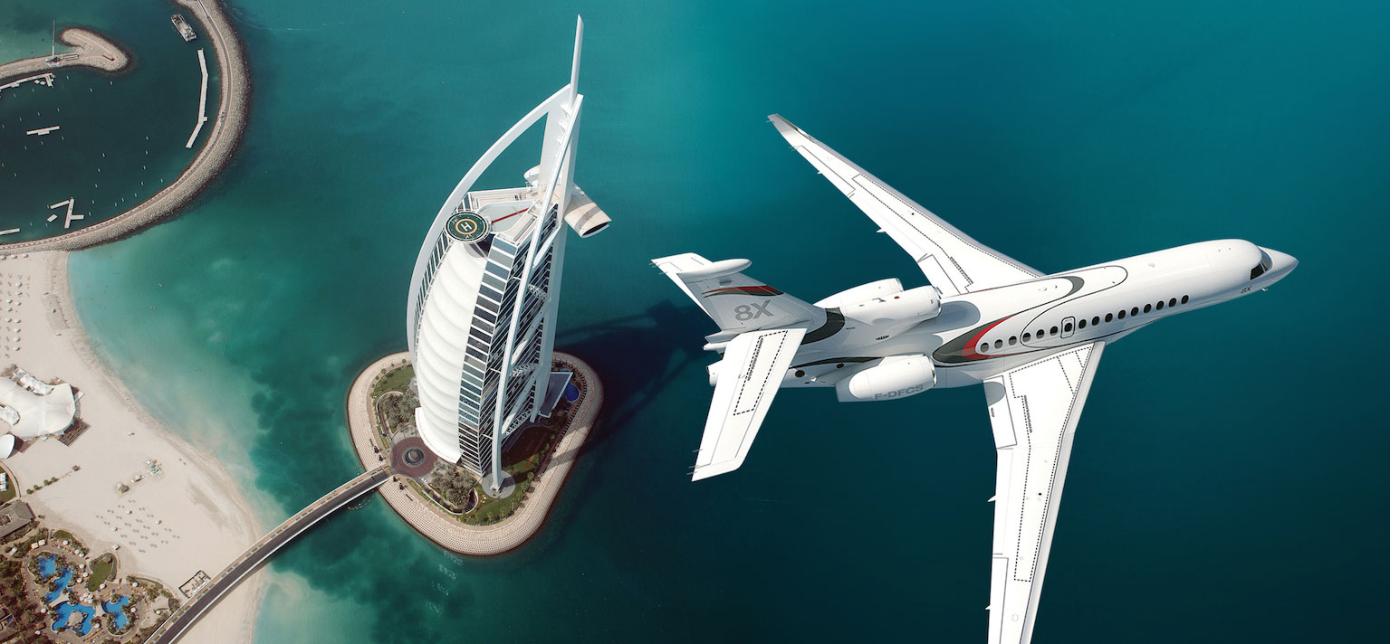 Middle East Business Aviation Association (MEBAA) banner ilikevents