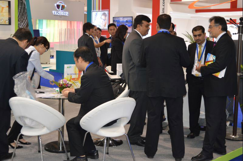 Middle East Coatings Show Dubai