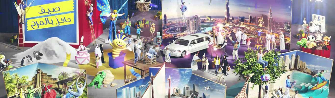 Dubai Summer Surprises banner ilikevents