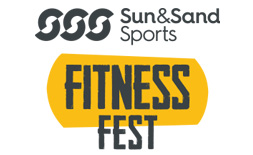 Sun and Sand Sports Fitness Fest logo ilikevents