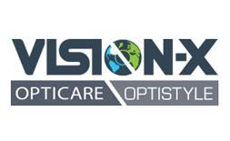 VISION-X logo ilikevents