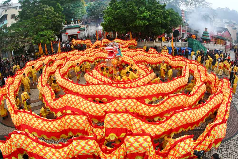 Chinese new year celebration 05 to 12 feb 2019 hong kong for Chinese new years parade
