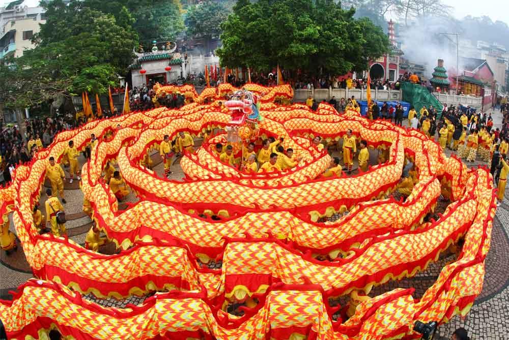 Chinese New Year celebration (05 to 12 Feb 2019),Hong kong,