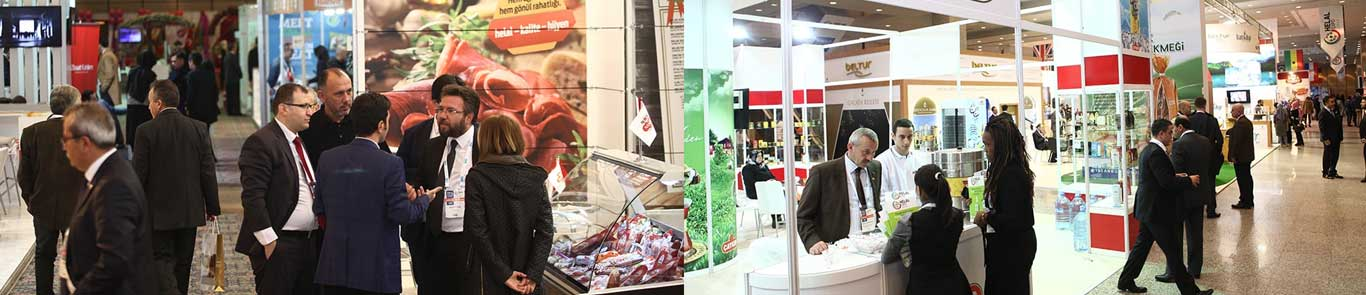 Istanbul Halal Expo banner ilikevents