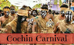 Cochin Celebration and Carnival logo ilikevents