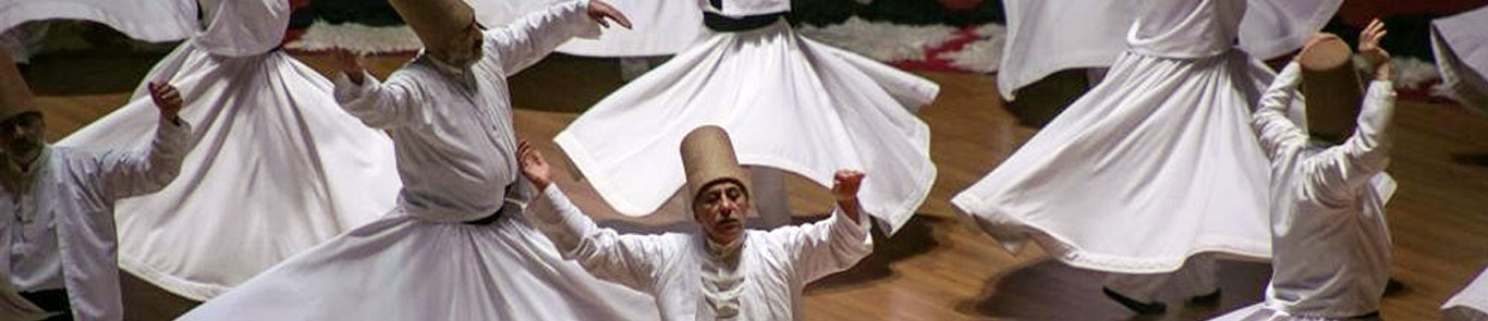 Whirling Dervishes Festival banner ilikevents