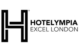 Hotelympia Exhibition logo ilikevents