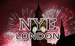New Year's Eve London ilikevents