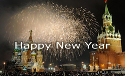 New Years Eve Russia ilikevents