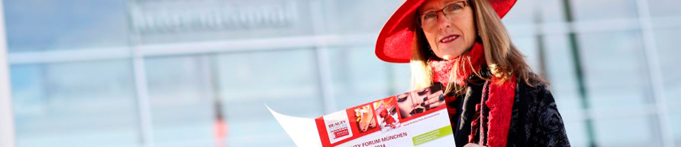 Beauty Forum Munich banner ilikevents