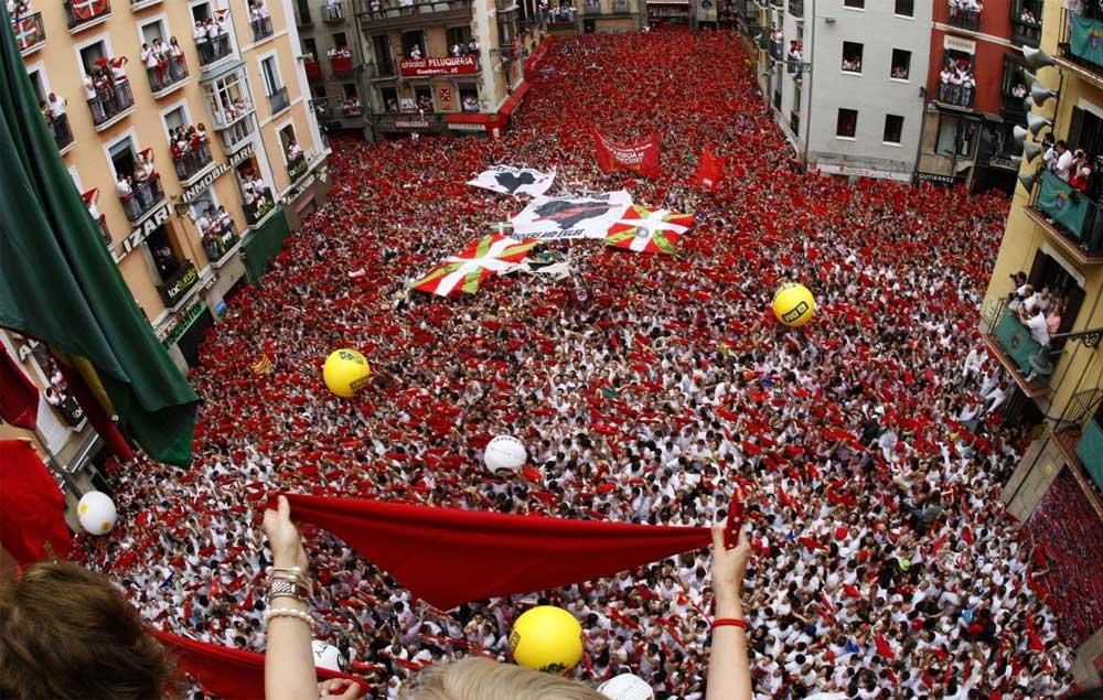 Festival of San Fermin (06-14 Jul 2017),Pamplona,