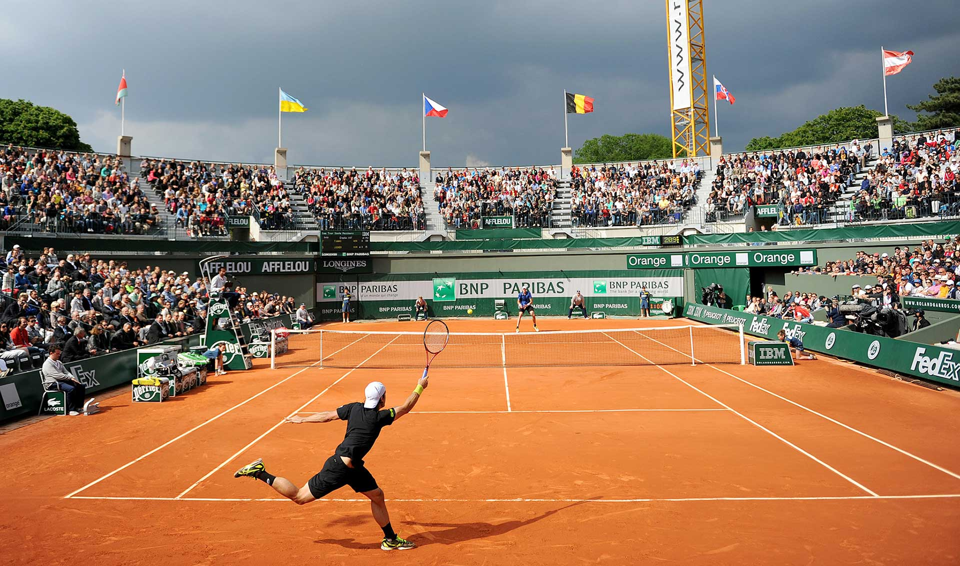 Tennis French Open 2020