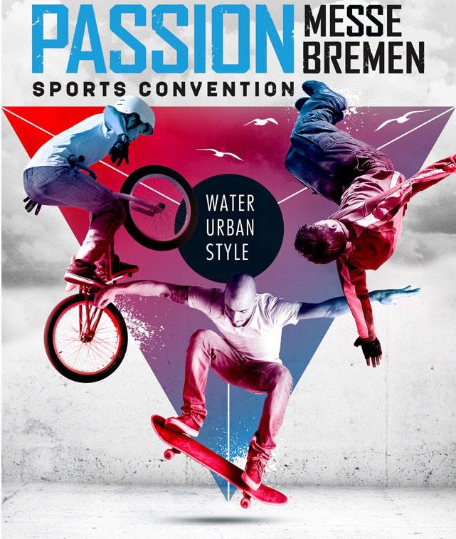نمایشگاه دوستداران ورزش در برمن