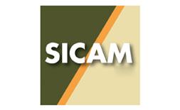 SICAM logo ilikevents