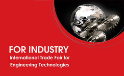 For Industry Trade Fair logo ilikevents