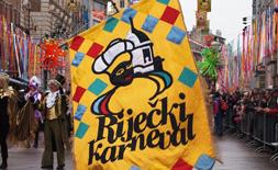 Rijeka Carnival logo ilikevents