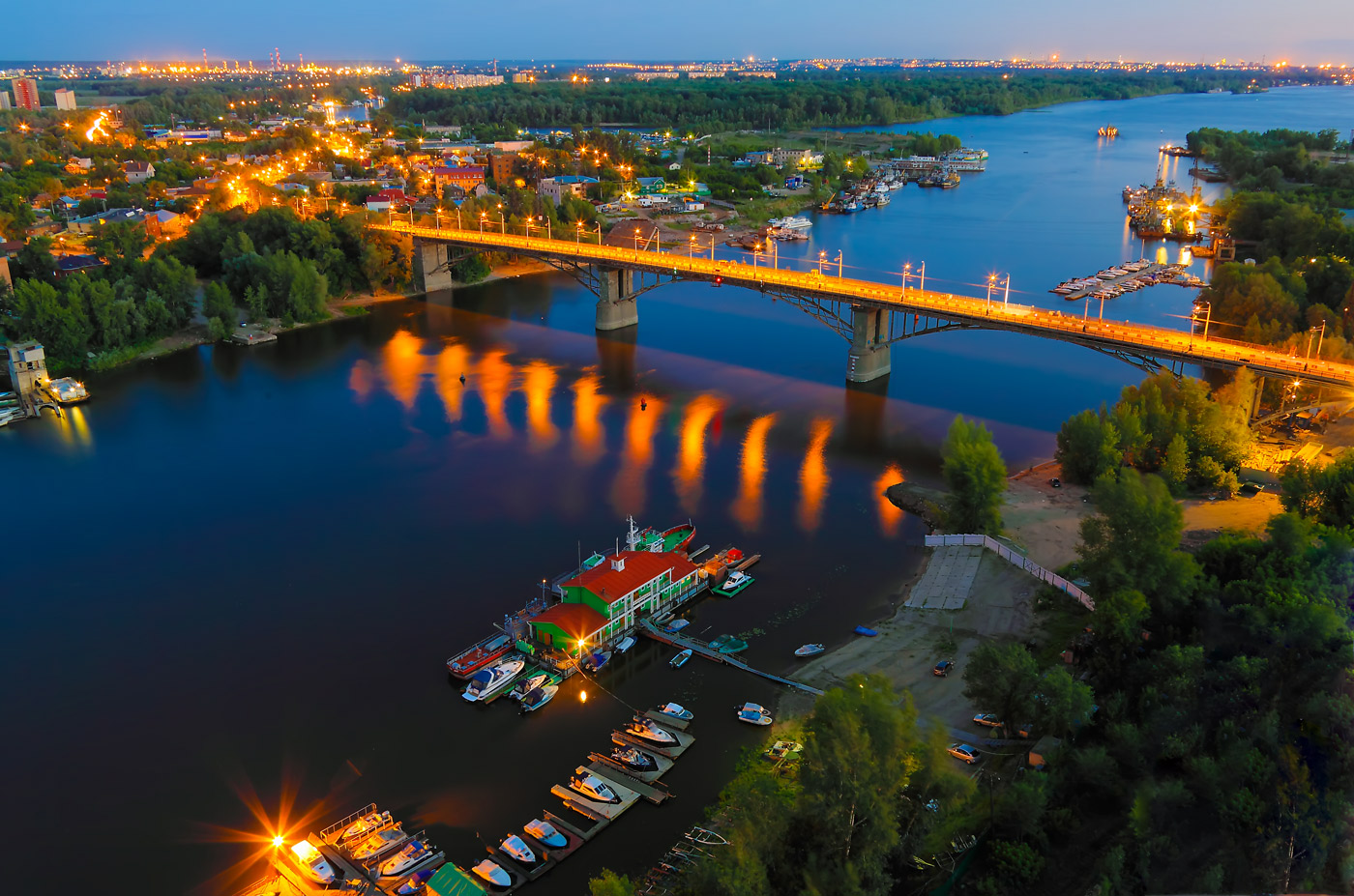 samara city russia 2018