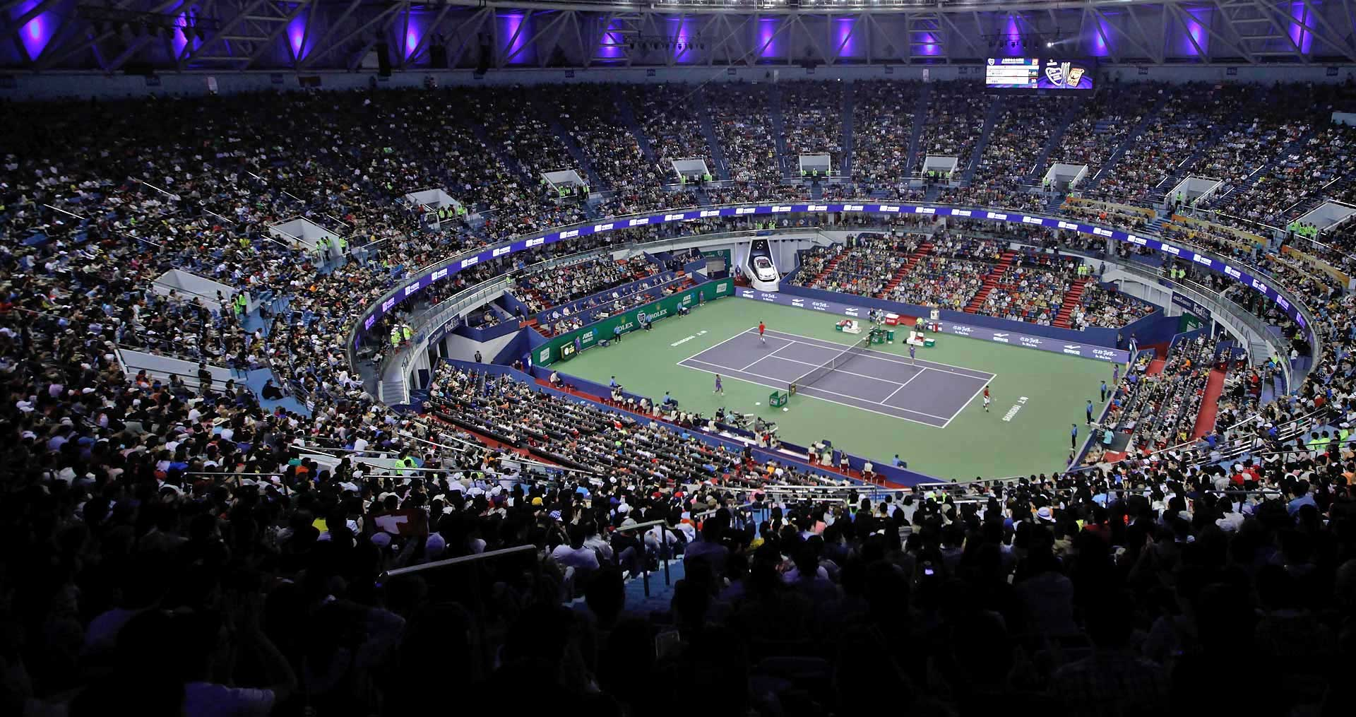 Shanghai Rolex Masters Tournaments banner ilikevents