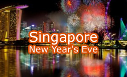 Singapore New Year's Eve ilikevents