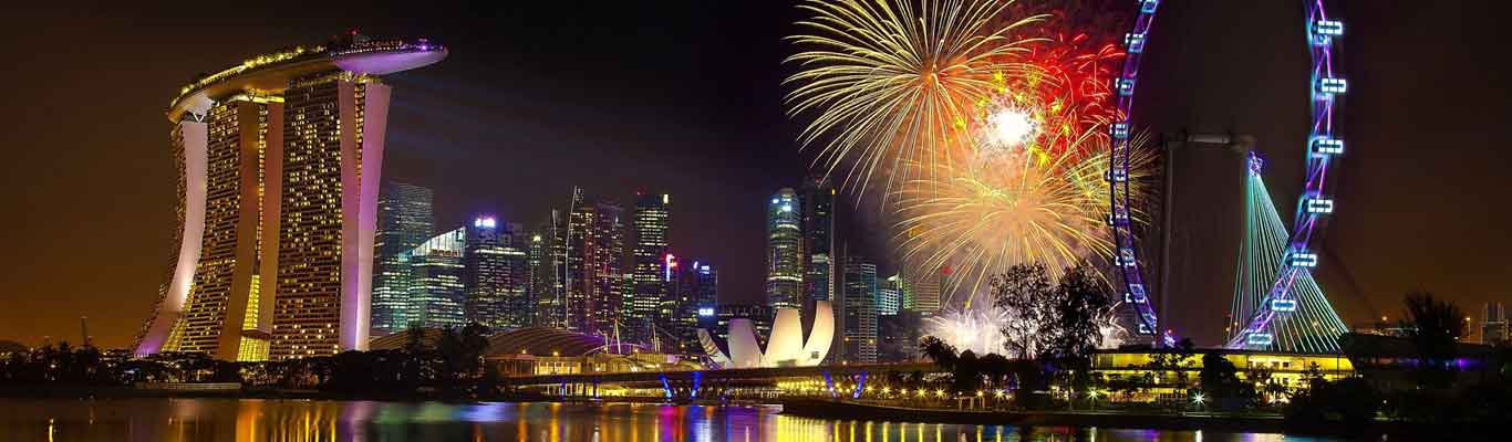 Singapore New Year's Eve banner ilikevents